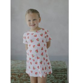 Little English Little English Watercolor Dress