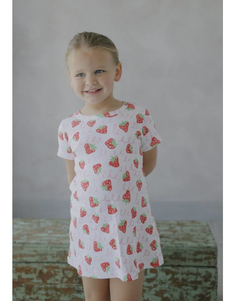 Little English Little English Watercolor Dress