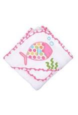3 Marthas 3 Marthas Hooded Towel & Washcloth