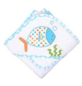 3 Marthas 3 Marthas Hooded Towel & Washcloth