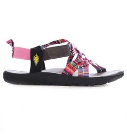 Volatile Kids Volatile Kids Kiwis Multicolor Sandal