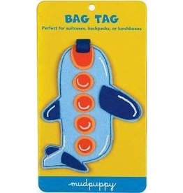 Hachette Book Group Mudpuppy Bag Tag