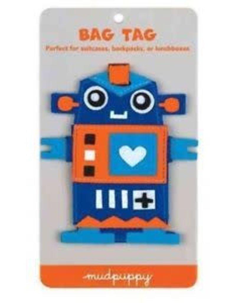 Hachette Book Group Mudpuppy Bag Tag