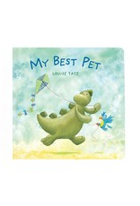 Jellycat Jellycat The Best Pet Book
