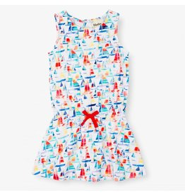 Hatley Hatley Flounce Skirt Tank Dress