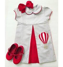 Dondolo Dondolo Oxford Dress
