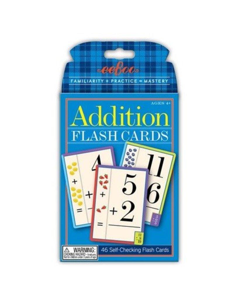 Eeboo Eeboo Addition Flash Cards