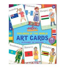 Eeboo Eeboo Art Cards