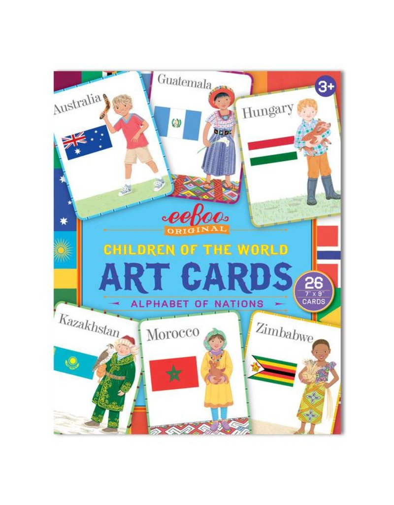 Eeboo Eeboo Art Cards