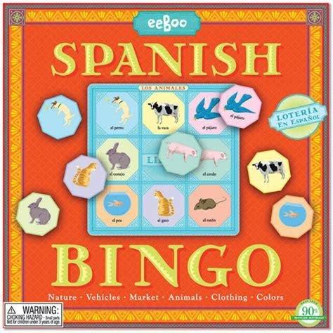 Eeboo Eeboo Bingo