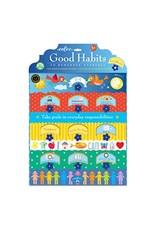 Eeboo Eeboo Good Habits Interactive Chart