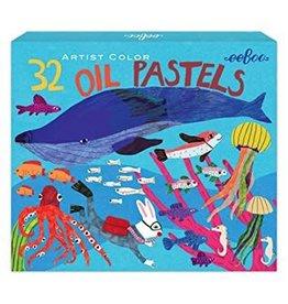Eeboo Eeboo In The Sea Oil Pastels