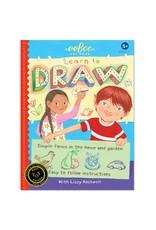 Eeboo Eeboo Learn To Draw Book