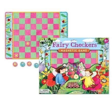 Eeboo Eeboo Magnetic Checkers