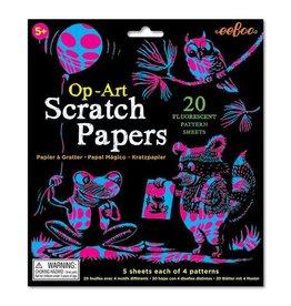 Eeboo EeBoo Scratch Papers