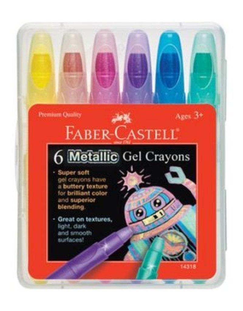 Faber-Castell Faber-Castell Gel Crayons