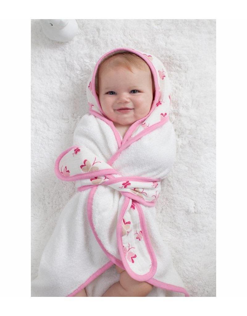 Aden and Anais Aden +Anais Baby Bath Wrap