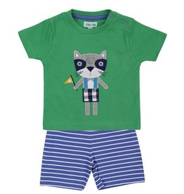 Lilly + Sid Lilly + Sid Applique Short Set
