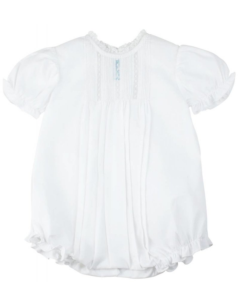 Feltman Brothers Feltman Brothers Lace and Pintucks Bubble