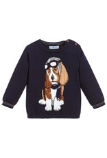 Mayoral Mayoral Puppy Sweater