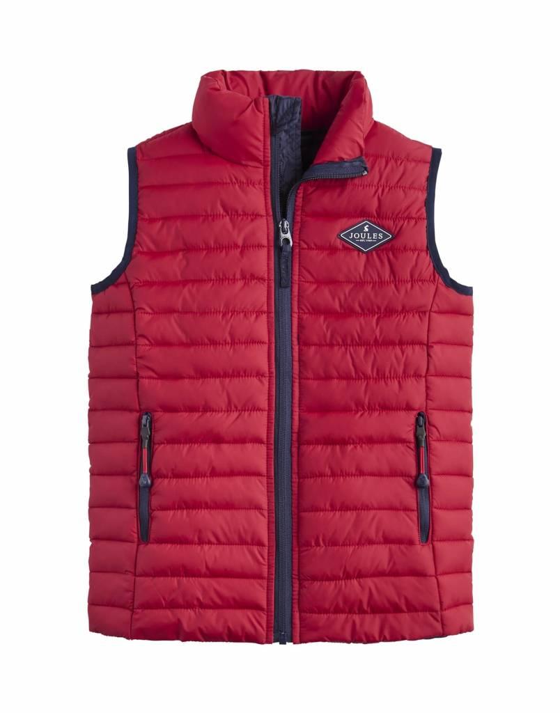 c900b61fa Joules Older Crofton Pack Away Vest - Little Options