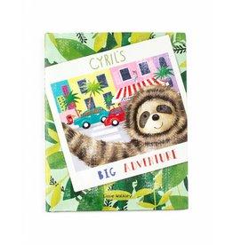Jellycat Jellycat Cyril's Big Adventure Book