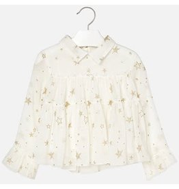 Mayoral Mayoral Star Floaty Blouse