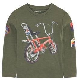 Mayoral Mayoral L/S Bike T-Shirt