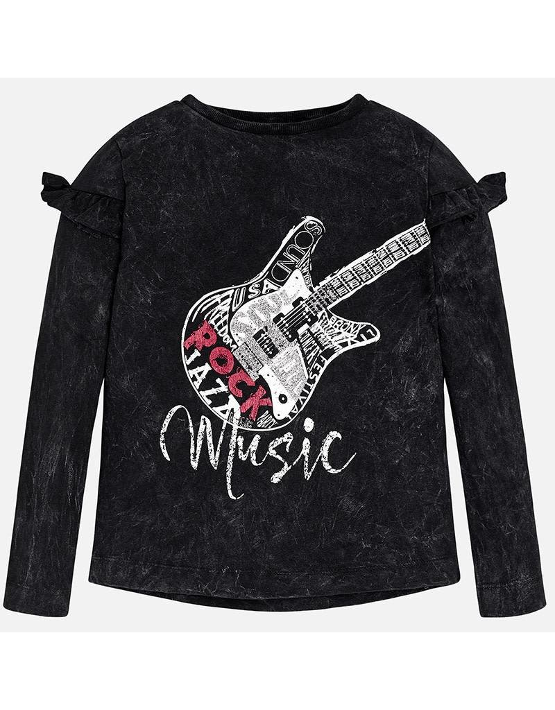 Mayoral Mayoral L/S Guitar Shirt