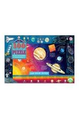 Eeboo Eeboo Solar System Puzzle