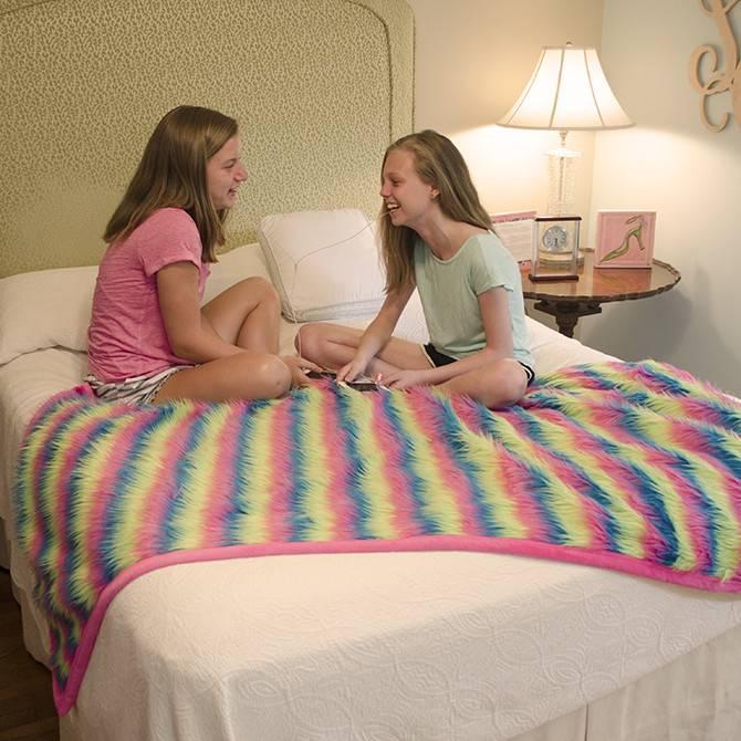 Birchwood Trading Company Birchwood Novelty Throw Blanket