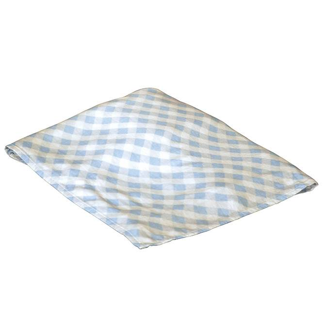 Apple Sauce Apple Sauce Bamboo Gingham Swaddle