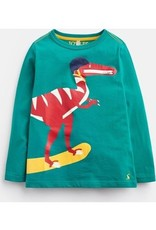 Joules Joules Zipadee Zip Mouth Design T-Shirt