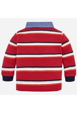 Mayoral Mayoral L/S Stripes Polo