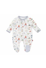 Magnificent Baby Magnetic Me Modal Footie- 12 prints!