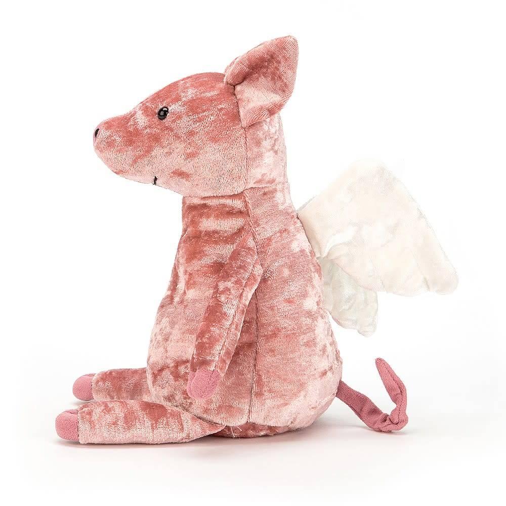 Jellycat JellyCat Piggy Might Fly
