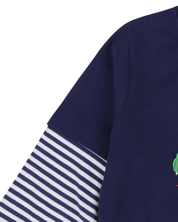 Lilly + Sid Lilly + Sid Dragon Tales Applique Top