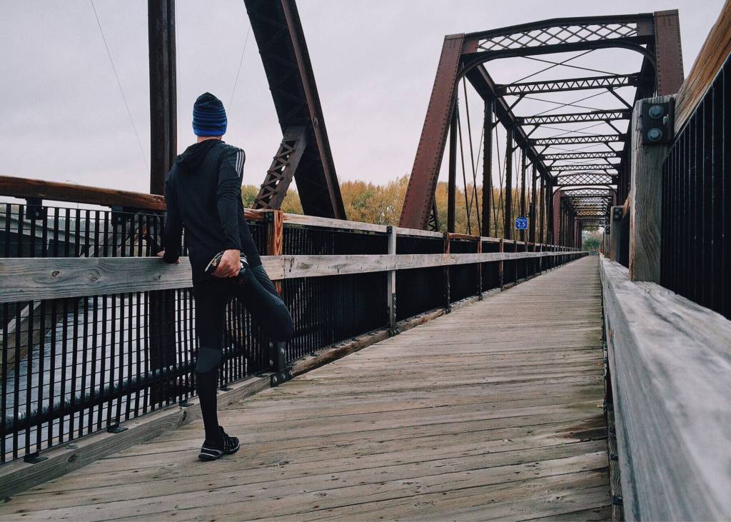 When Cold Cuts Deep: Keep Fit With Winter Training