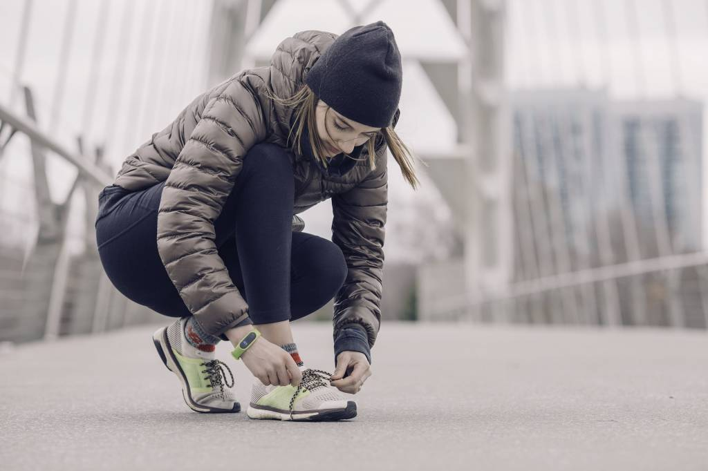 Workout Winter Wonderland: Get Up And Go When It's Cold