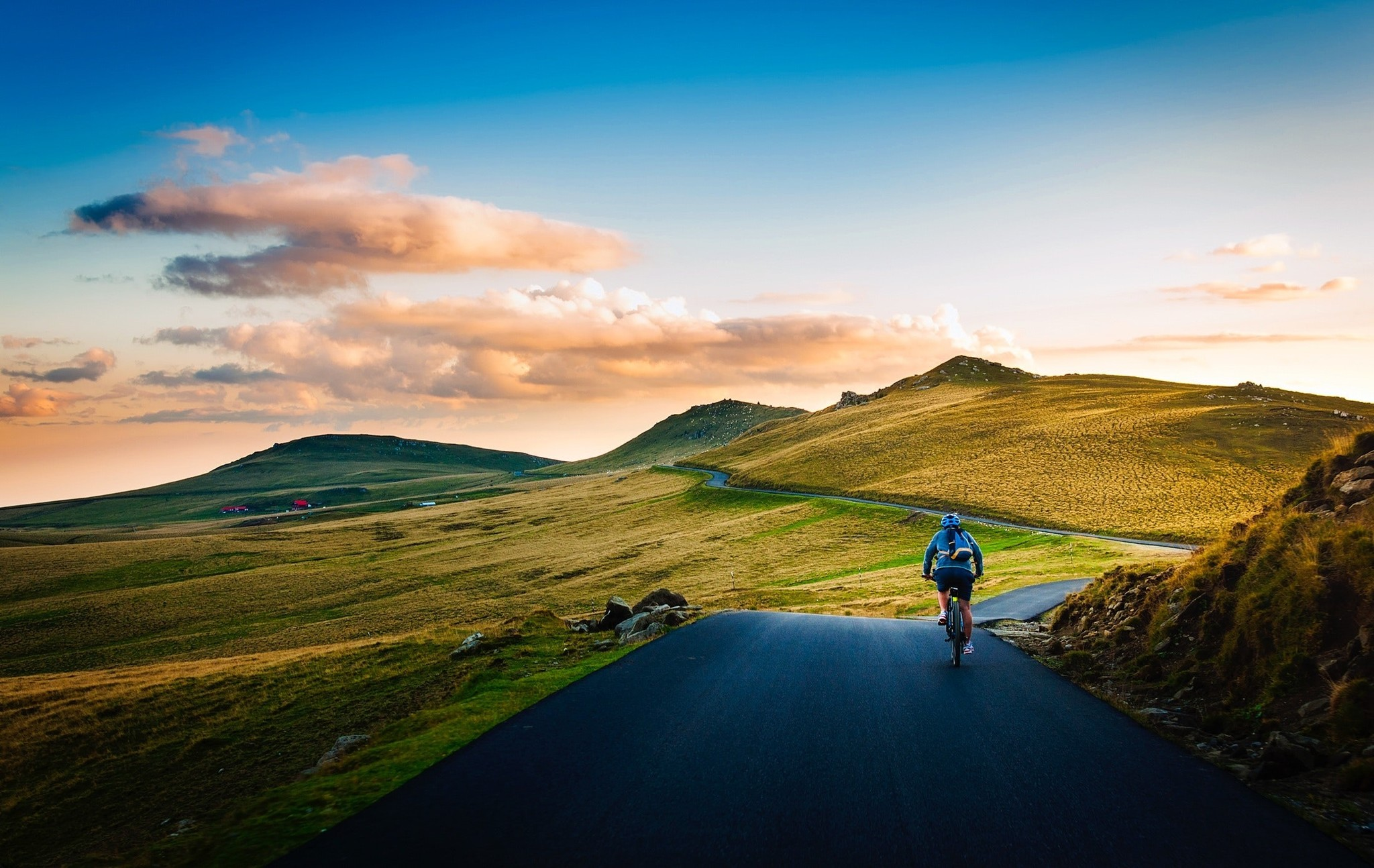Plan A Cycling Getaway When Winter Closes In