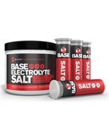 BASE Performance Base Electrolyte Salt Tub + 4 Empty Race Vials