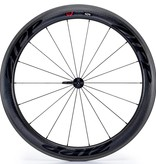 Zipp Speed Weaponry Zipp 404 Firecrest Carbon Clincher Front Wheel, 700c, V3, Black Decal