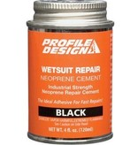 Profile Design Profile Design Wetsuit Neoprene Repair Cement: 4oz