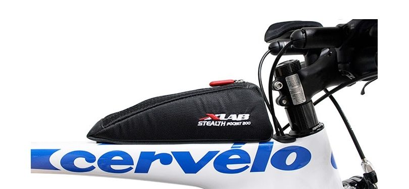 XLab XLAB Stealth Pocket 200 Frame Bag: Black