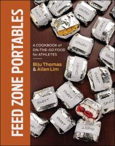Velo Press The Feed Zone Portables Cookbook
