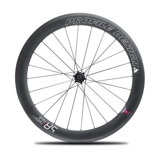 Profile Design Profile Design 58 / Twenty Four Carbon Clincher wheelset