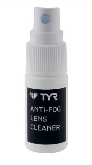 TYR TYR Anti-Fog and Lens Cleaner Spray: 0.5oz