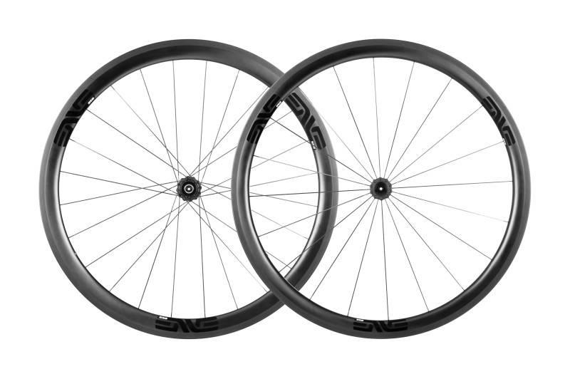 ENVE Composites ENVE SES 3.4 DT 240 S-11 700c Clincher Wheelset Black