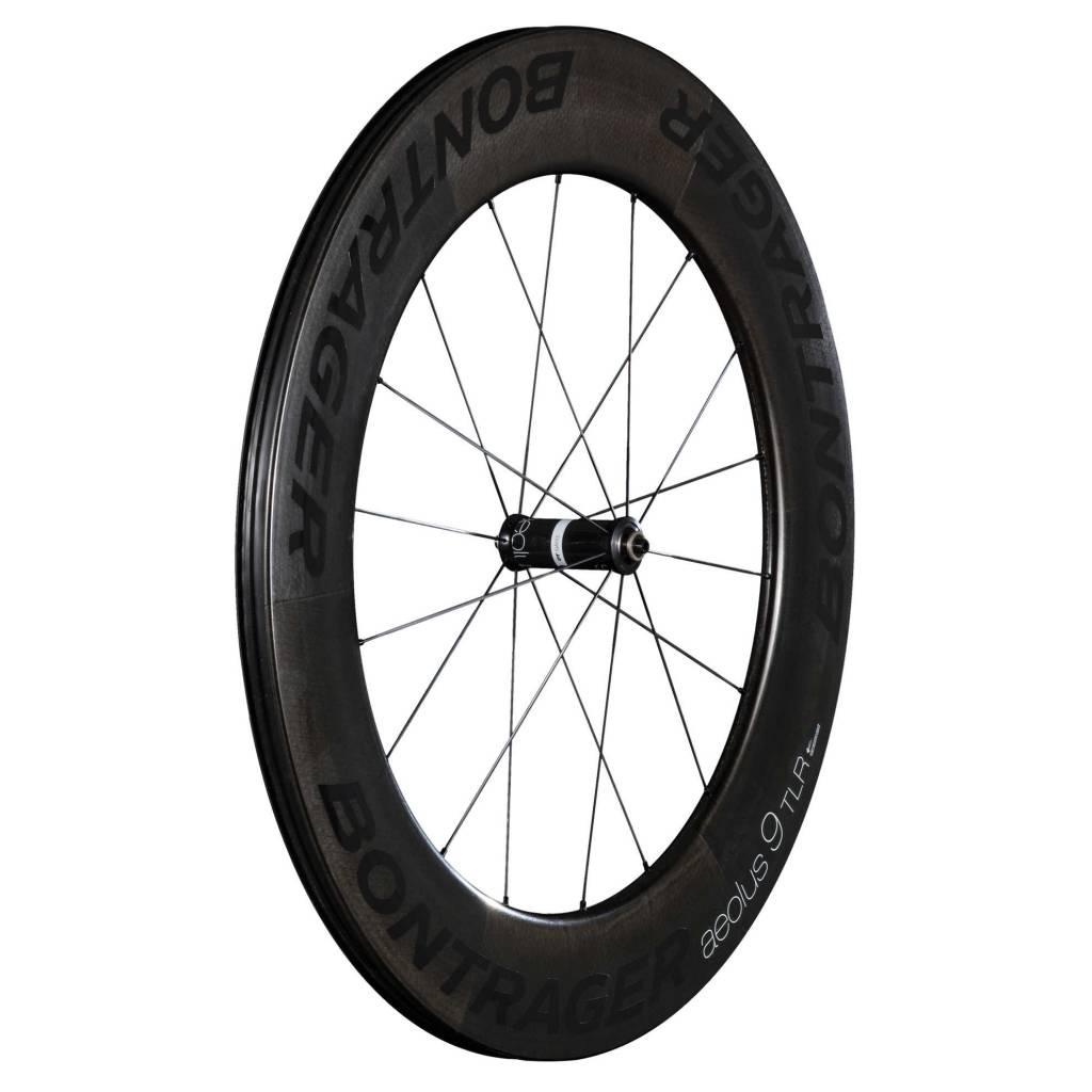 Bontrager Wheel Front Bontrager Aeolus 9 TLR Clincher Black