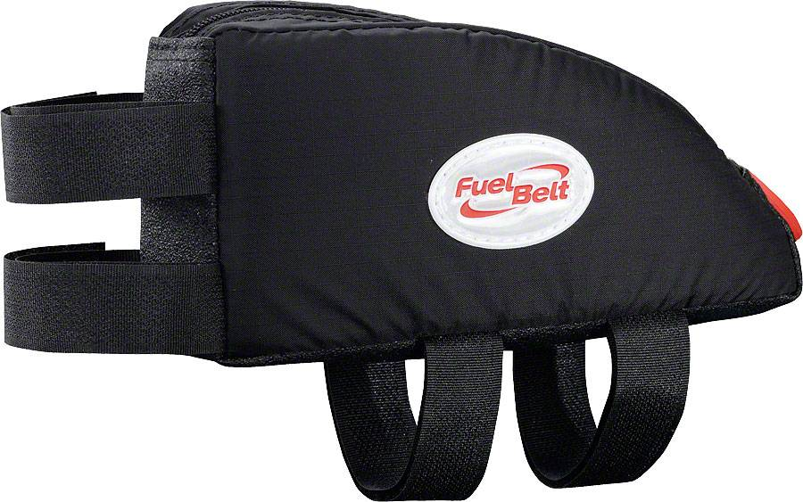 Fuelbelt FuelBelt FuelBox Top Tube/Stem Bag: Black LG